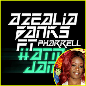 Azealia Banks: 'ATM Jam' feat. Pharrell - Listen Now!
