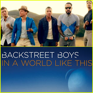 Backstreet Boys' 'In a World Like This' Music Video - Watch Now!