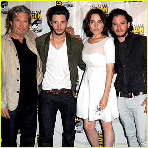 Ben Barnes & Kit Harington: 'Seventh Son' Comic-Con Panel!