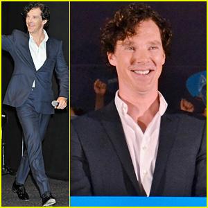 Benedict Cumberbatch: 'The Fifth Estate' Trailer - Watch Now!