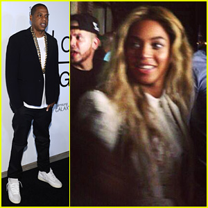 Beyonce & Jay-Z: 'Magna Carta... Holy Grail' Launch Party!