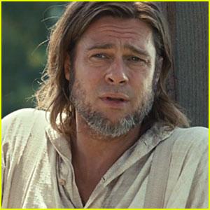 Brad Pitt: '12 Years a Slave' Trailer - Watch Now!
