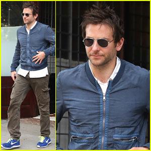 Bradley Cooper: Gerard Butler Talks Matching Wimbledon Outfits