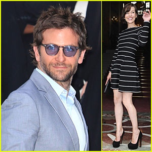 Bradley Cooper & Milla Jovovich: Bulgari Cocktail Party!