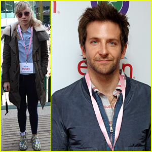 Bradley Cooper & Suki Waterhouse Attend Wimbledon Together!