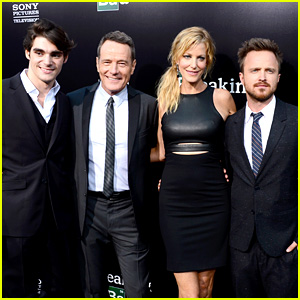 Bryan Cranston & Aaron Paul: 'Breaking Bad' Premiere!