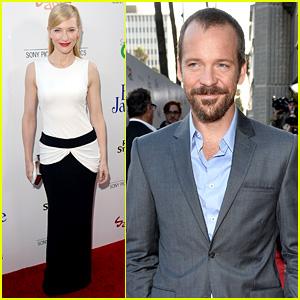 Cate Blanchett & Peter Sarsgaard: 'Blue Jasmine' LA Premiere!