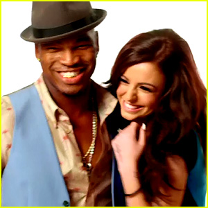 Cher Lloyd & Ne-Yo: 'It's All Good' Making Of Video (Exclusive)