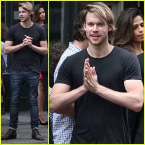 Chord Overstreet: Dolce&Gabbana Guy in NYC