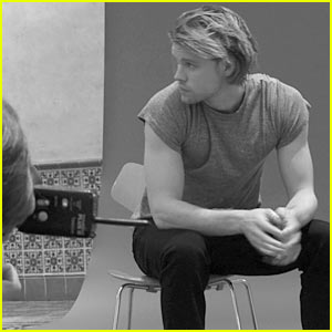 Chord Overstreet: JJ Spotlight of the Week (Exclusive Behind the Scenes Pics!)