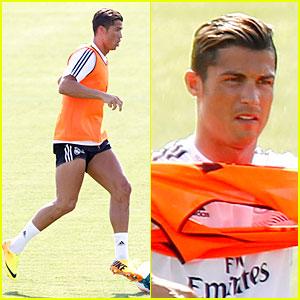 Cristiano Ronaldo: ESPYs Best International Athlete - Vote Now!