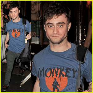 Daniel Radcliffe: James McAvoy Joins 'Frankenstein' Film!
