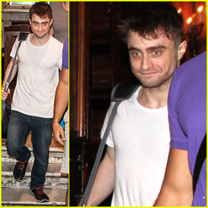 Daniel Radcliffe & Jon Hamm Returning to 'Young Doctor's Notebook'
