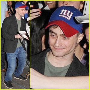 Daniel Radcliffe: 'The Simpsons' Return as Diggs!