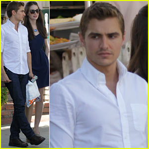 Dave Franco & Alison Brie: Lunch Date at The Ivy!