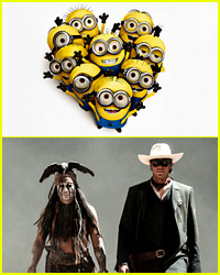 'Despicable Me 2' is a Huge Hit, 'Lone Ranger' Underperforms