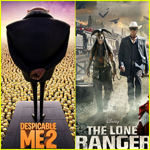 'Despicable Me 2' Dominates July 4th Box Office Weekend