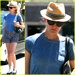 Diane Kruger & Joshua Jackson are 'Really, Really Nice People'!