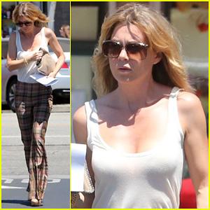 Ellen Pompeo: 'Grey's Anatomy' Returns on September 26!