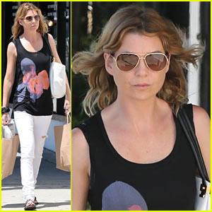 Ellen Pompeo: Is There Anyone Who Isn't a Beyonce Fan?