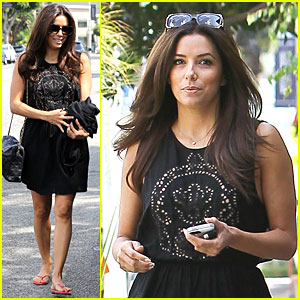 Eva Longoria: I Have So Much Hair!