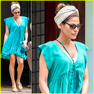 Eva Mendes: 'Place Beyond the Pines' Hits DVD August 6!