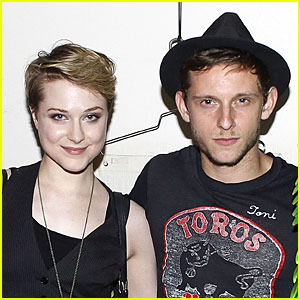 Jamie Bell & Evan Rachel Wood Tweet About Baby Boy!