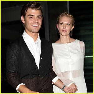 Garrett Clayton & Claudia Lee: Date Night After 'Kick-Ass 2' Screening!