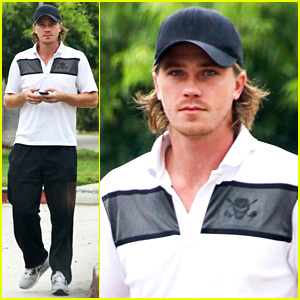 Garrett Hedlund Steps Out After 'Fifty Shades of Grey' News