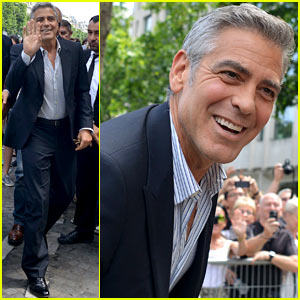 George Clooney: Stacy Keibler Opens Up About Their Break Up