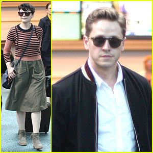 Ginnifer Goodwin & Josh Dallas: Little Mermaid Swims to 'Once Upon A Time'!