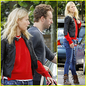 Gwyneth Paltrow & Chris Martin Shop in London on July 4th!