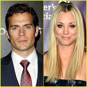 Henry Cavill: Dating Kaley Cuoco?