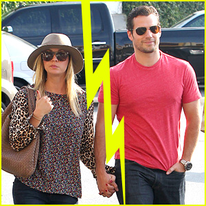 Henry Cavill & Kaley Cuoco Split After