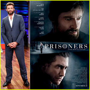 Hugh Jackman & Jake Gyllenhaal: 'Prisoners' Poster First Look!