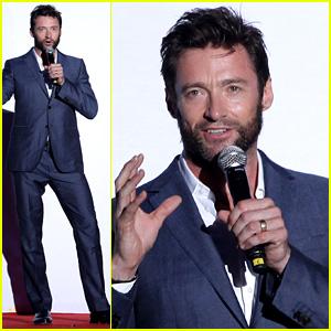 Hugh Jackman: 'The Wolverine' South Korea Premiere!