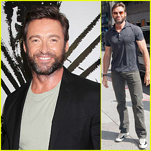 Hugh Jackman: 'The Wolverine' Fan Screening!