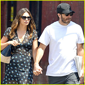 Jake Gyllenhaal & Alyssa Miller: Sant Ambroeus Date After 'Into the Woods' Exit