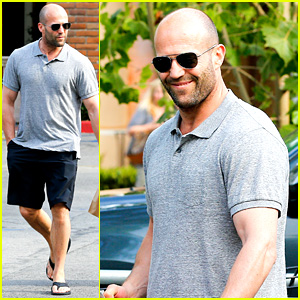 Jason Statham: I Make A Lot of Films with Not Much Depth