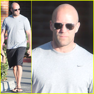 Jason Statham Talks Crying in 'Redemption'!
