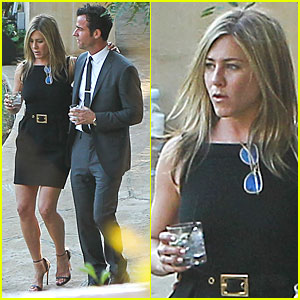 Jennifer Aniston & Justin Theroux: Jimmy Kimmel Wedding Guests!
