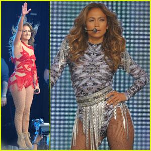 Jennifer Lopez: British Summer Time in Hyde Park