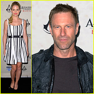 Dating aaron eckhart