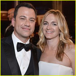 Jimmy Kimmel Marries Molly McNearney!