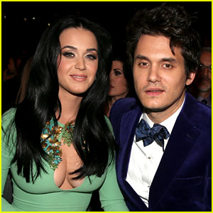 John Mayer Dedicates Love Song to 'Patient' Katy Perry at Concert