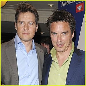 John Barrowman: Married to Scott Gill!