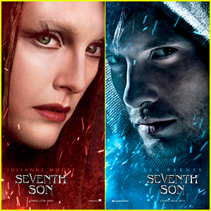 Julianne Moore & Ben Barnes: 'Seventh Son' Comic-Con Posters