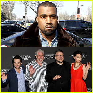 Kanye West Raves 'Pacific Rim' is One of His Favorite Movies