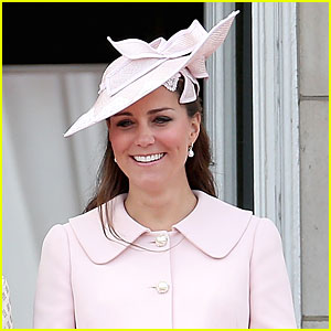 Kate Middleton Enters St. Mary's Hospital for Birth of Royal Baby!
