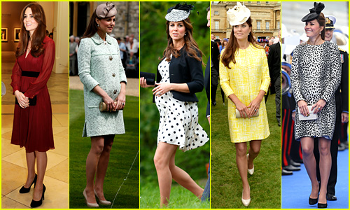 Kate Middleton Baby Watch - Best Pregnancy Looks!